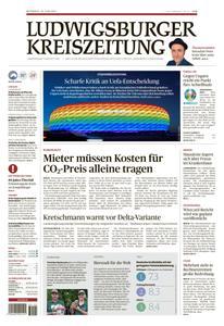 Ludwigsburger Kreiszeitung LKZ - 23 Juni 2021