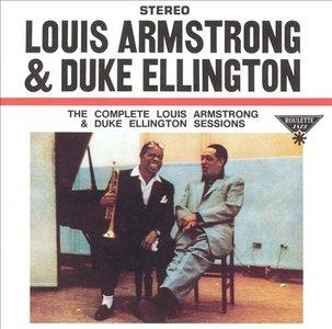 Louis Armstrong & Duke Ellington - The Complete Sessions (1990) [DAD Reissue 1999] Hi-Res FLAC 24 bit/96 kHz