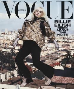 Vogue Australia - August 2021
