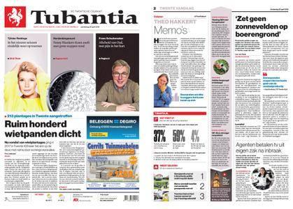Tubantia - Enschede – 26 april 2018