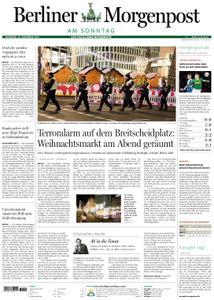 Berliner Morgenpost – 22. Dezember 2019