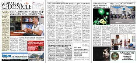 Gibraltar Chronicle – 17 August 2020
