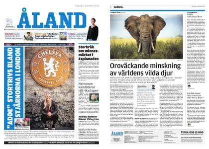 Ålandstidningen – 01 november 2018