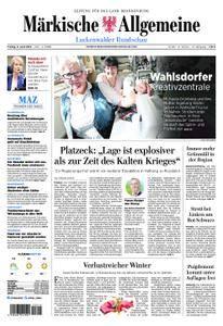 Märkische Allgemeine Luckenwalder Rundschau - 06. April 2018