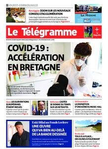 Le Télégramme Ouest Cornouaille – 18 juillet 2020