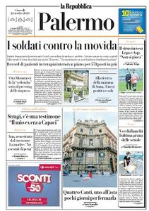 la Repubblica Palermo - 22 Ottobre 2020