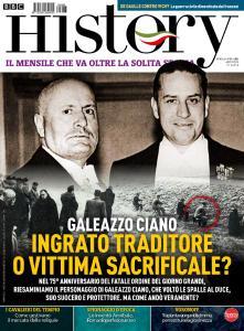 BBC History Italia N.88 - Agosto 2018