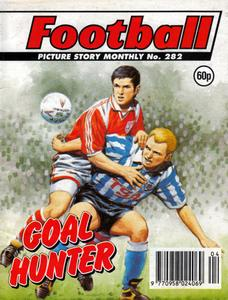 Football Picture Story Monthly 282 - Goal Hunter [1998] (Mr Tweedy