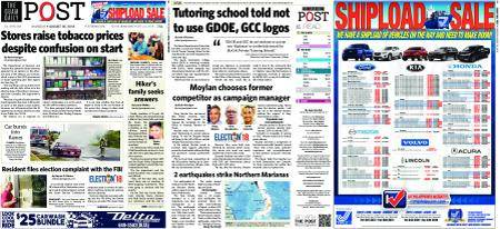 The Guam Daily Post – August 30, 2018