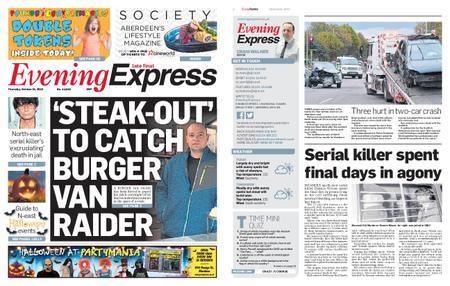Evening Express – October 24, 2019