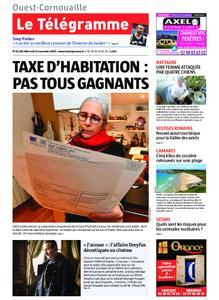Le Télégramme Ouest Cornouaille – 13 novembre 2019