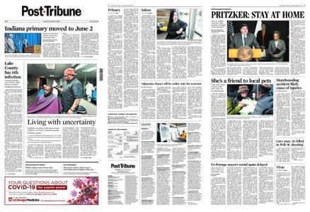 Post-Tribune – March 21, 2020