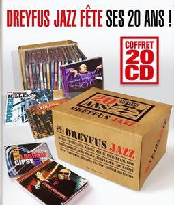 V.A. - Dreyfus Jazz 20 Years (20CD Box Set, 2011)