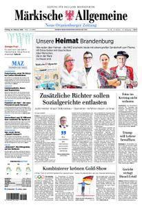 Neue Oranienburger Zeitung - 23. Februar 2018