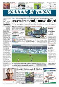 Corriere di Verona – 24 ottobre 2020