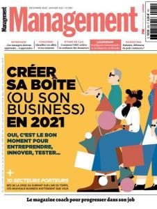Management - Décembre 2020 - Janvier 2021