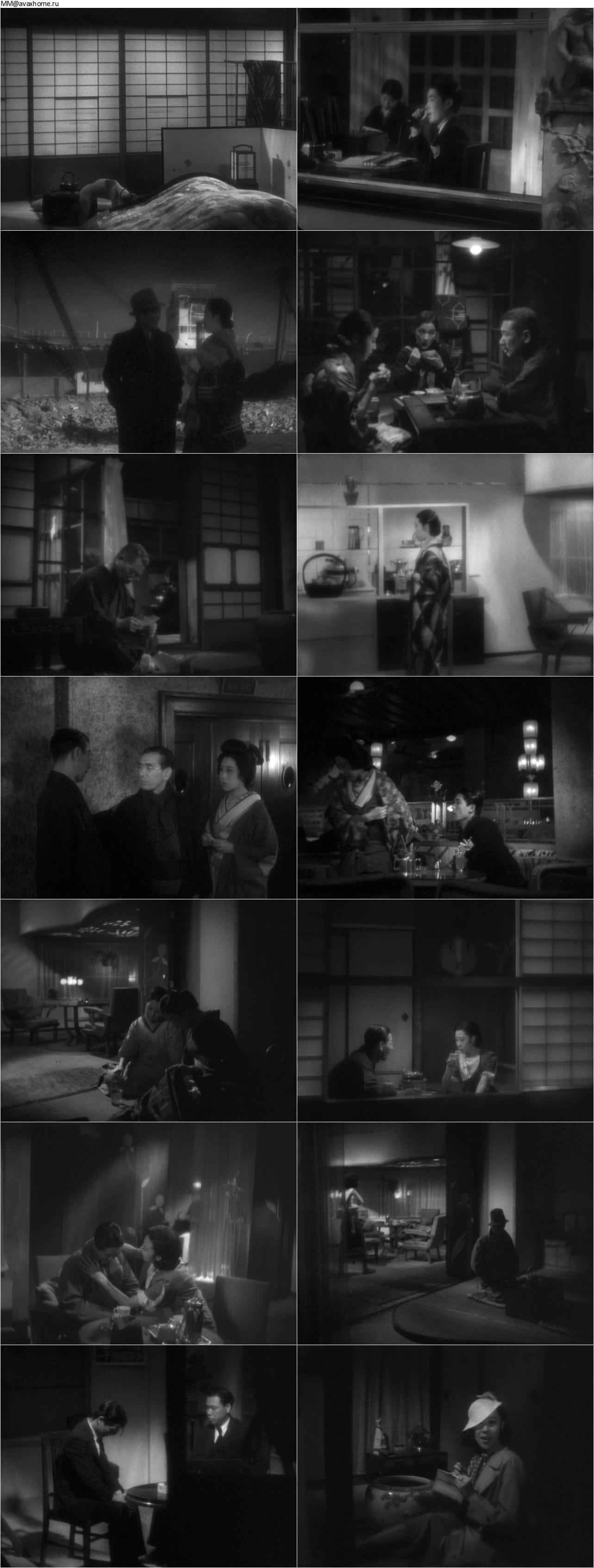 Osaka Elegy (1936) Naniwa erejî