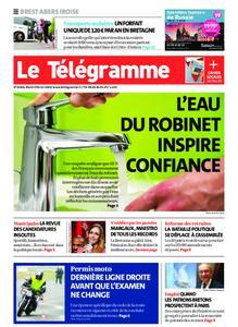 Le Télégramme Brest Abers Iroise – 04 février 2020
