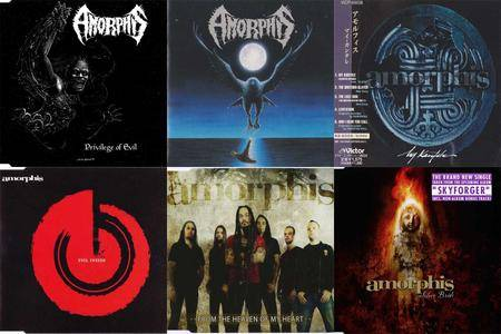 Amorphis: Singles & EP Collection (1993-2009) Re-up