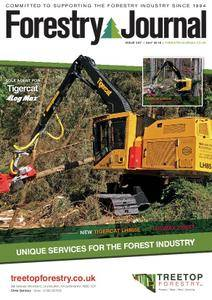 Forestry Journal – July 2018