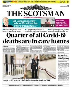 The Scotsman - 16 April 2020