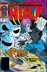 Incredible Hulk 360 1989