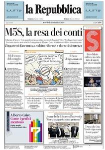 la Repubblica - 23 Settembre 2020