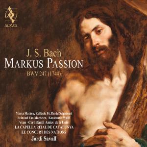 Jordi Savall, La Capella Reial de Catalunya & Le Concert des Nations - Bach: Markus Passion, BWV 247 (2019) [24/88]