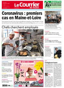 Le Courrier de l'Ouest Angers – 29 février 2020