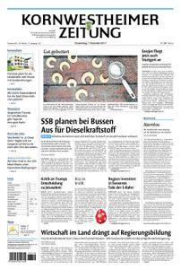 Kornwestheimer Zeitung - 07. Dezember 2017