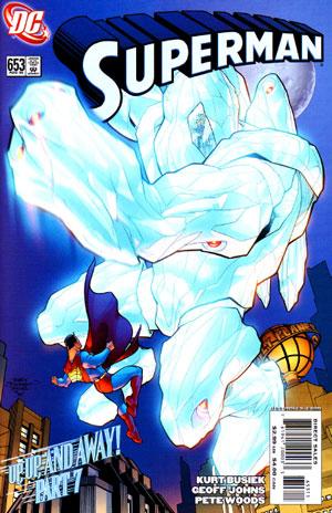 Adventures of Superman Vol.1 No.653 Aug 2006