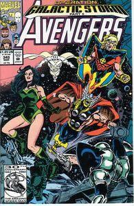 Captain America v1 398e The Avengers 345