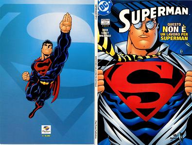 Superman - TP 11 - Questo Non E' Un Lavoro Per Superman