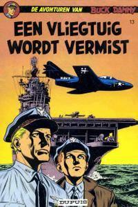 Buck Danny - 13 - Een Vliegtuig Wordt Vermist