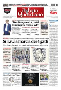 Il Fatto Quotidiano - 04 novembre 2018