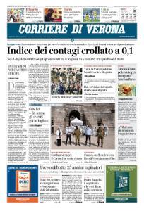 Corriere di Verona – 29 maggio 2020