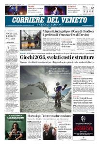 Corriere del Veneto Vicenza e Bassano – 12 gennaio 2019