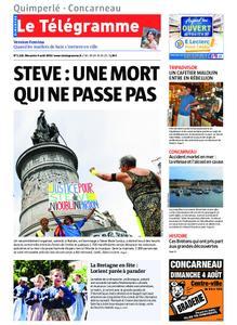 Le Télégramme Concarneau – 04 août 2019