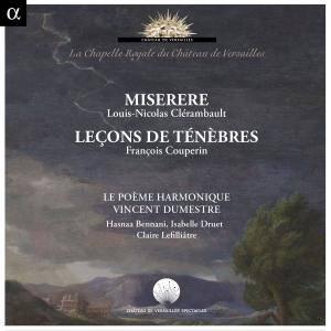 Le Poème Harmonique, Vincent Dumestre - Clérambault: Miserere - Couperin: Leçons de ténèbres (2014) [24/88]