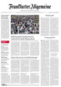 Frankfurter Allgemeine Zeitung - 26 September 2020