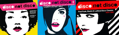 VA - Disco Not Disco (3 volumes) (2000-2008)
