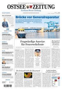 Ostsee Zeitung Wolgast - 17. Oktober 2017