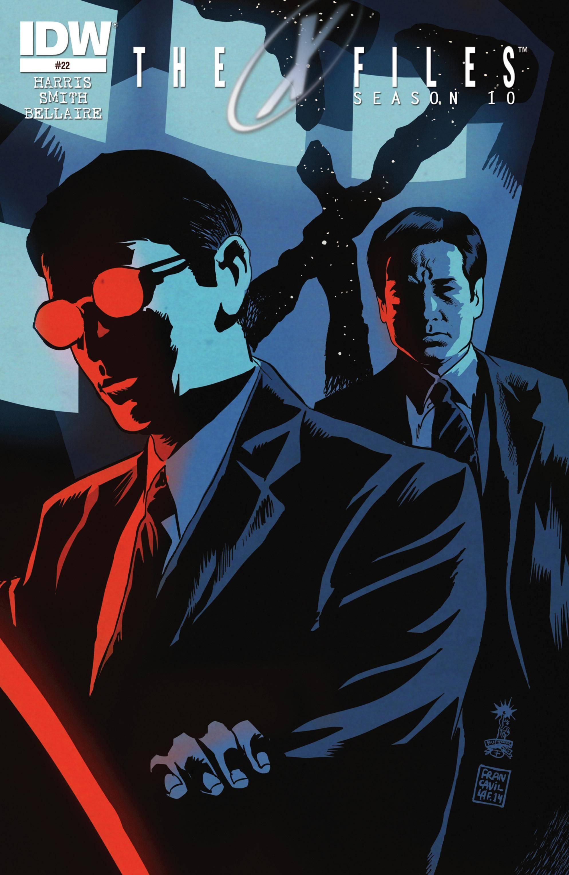 The X-Files - Season 10 022 2015 Digital