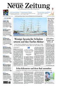 Gelnhäuser Neue Zeitung - 08. Oktober 2019
