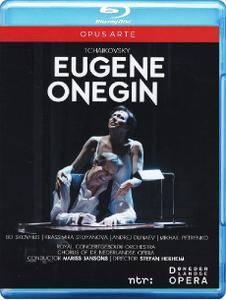 Mariss Jansons, Royal Concertgebouw Orchestra Amsretdam - Tchaikovsky: Eugene Onegin (2012) [BDRip]