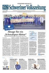 Schweriner Volkszeitung Hagenower Kreisblatt - 26. März 2020