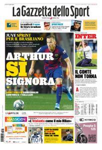 La Gazzetta dello Sport Bergamo – 26 giugno 2020
