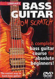 Lick Library - Bass Guitar From Scratch with Phil Williams (2016)