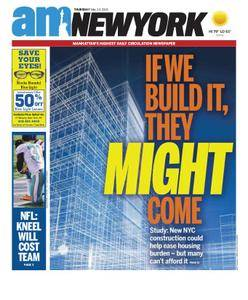 AM New York - May 24, 2018