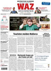 WAZ Westdeutsche Allgemeine Zeitung Gelsenkirchen - 15. Juni 2019